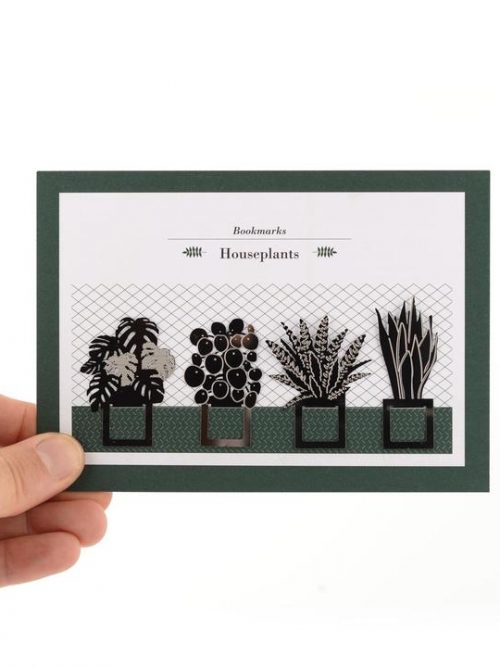 Another Studio bookmarks houseplants boekenleggers kamerplanten