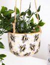 Plantenkamer-Sass-belle-busy-bees-hangpot