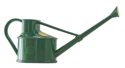 Haws gieters Handy kunststof 0,7L groen