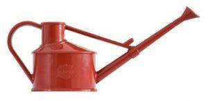 Haws gieters Handy kunststof 0,7L rood