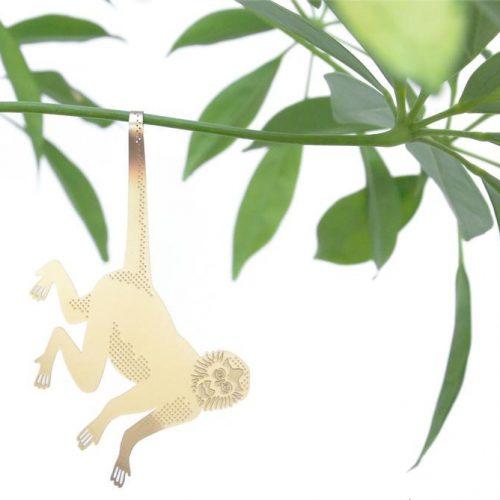 Another Studio Plant animal slingeraap aap monkey