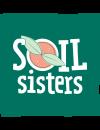 Soil Sisters grondleggers plantenvoeding logo