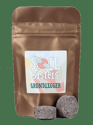 Soil Sisters grondleggers plantenvoeding mini maxi