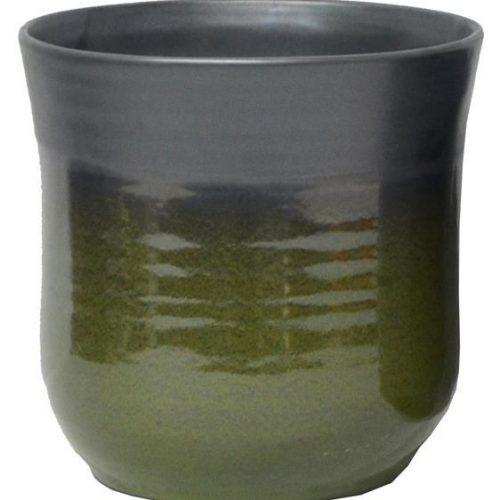 Bloempot-emma-groen