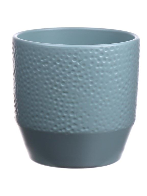 Bloempot-pisa-ocean-glazed