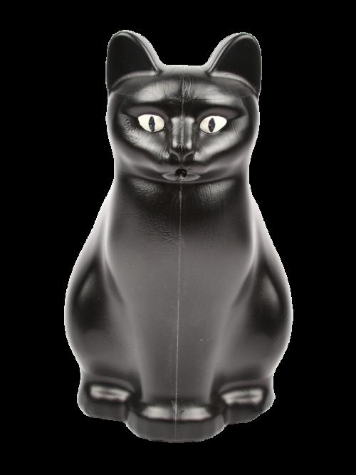 Gieter-esschert-zwarte-kat