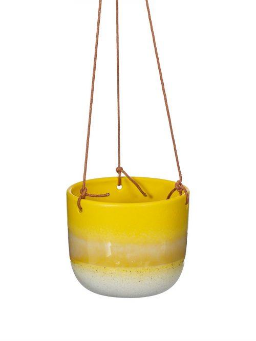Plantenkamer-mojave-yellow-hanging-planter