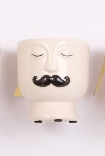 Bloempot-magneet-face-it-7cm