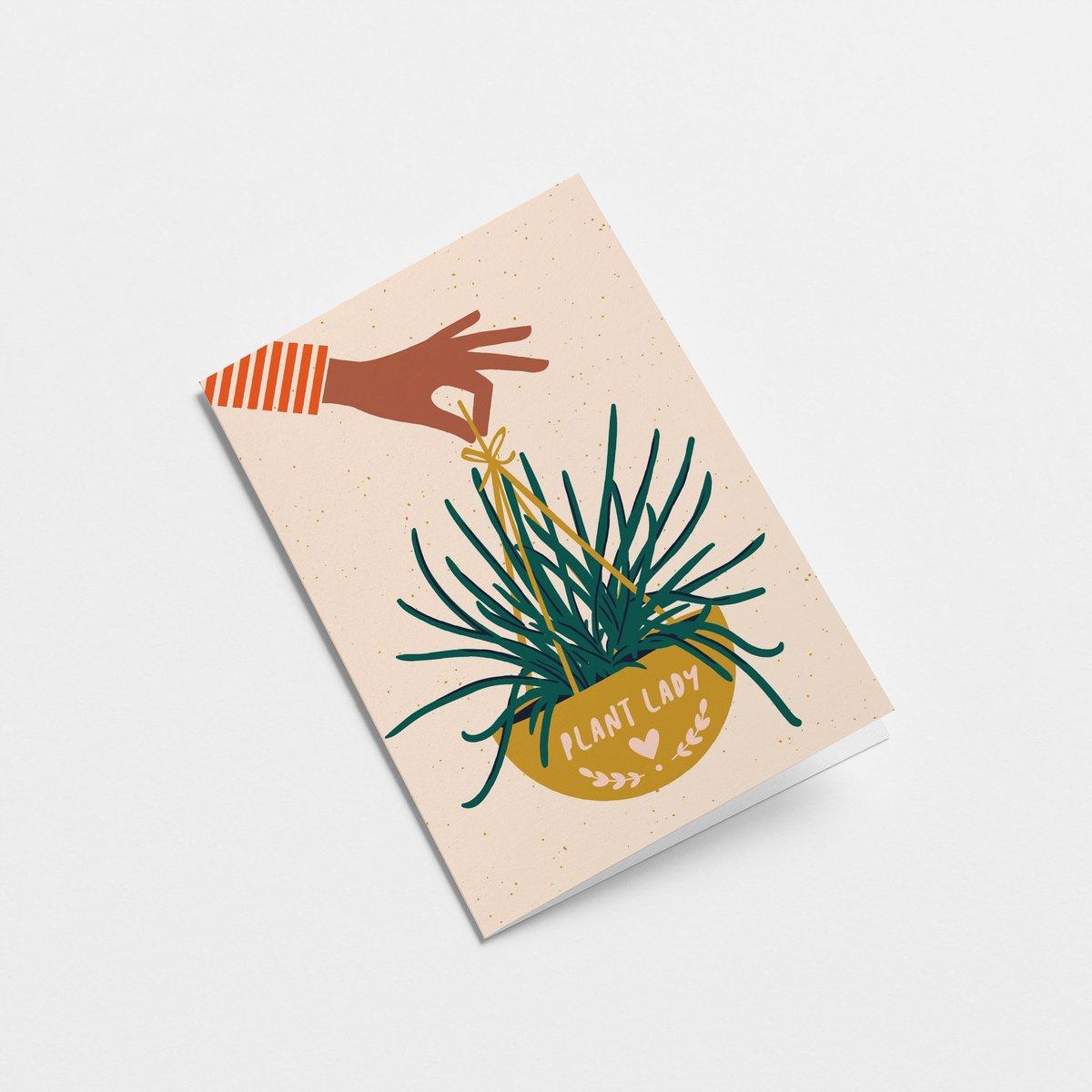 Plantenkamer-graphic-factory-plant-lady