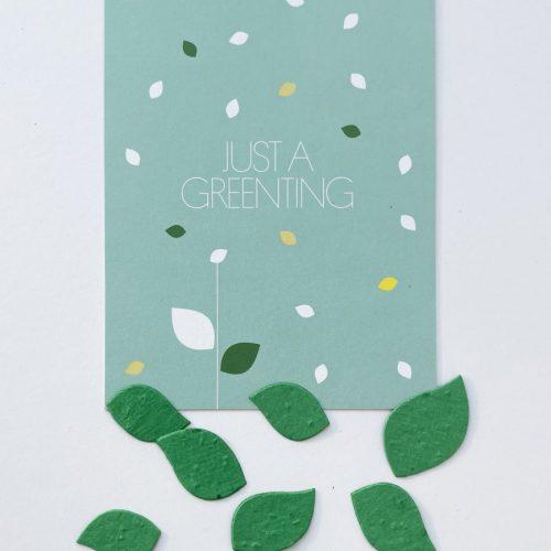 Plantenkamer-niko-niko-just-a-greenting