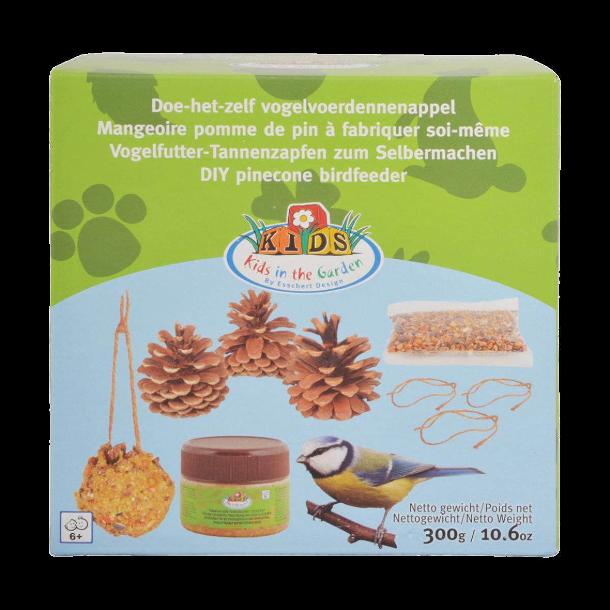 Plantenkamer-vogelvoer-dennenappel