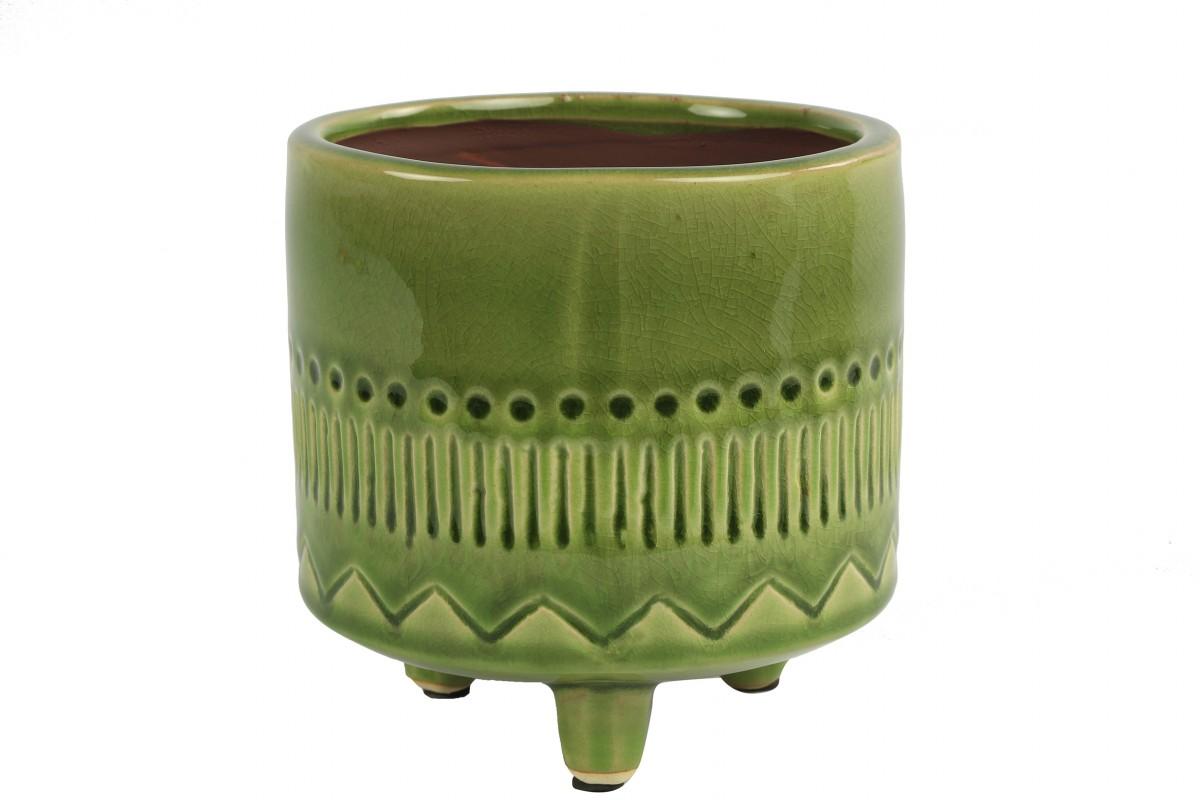 Plantenkamer-elcie-groen-l-bloempot