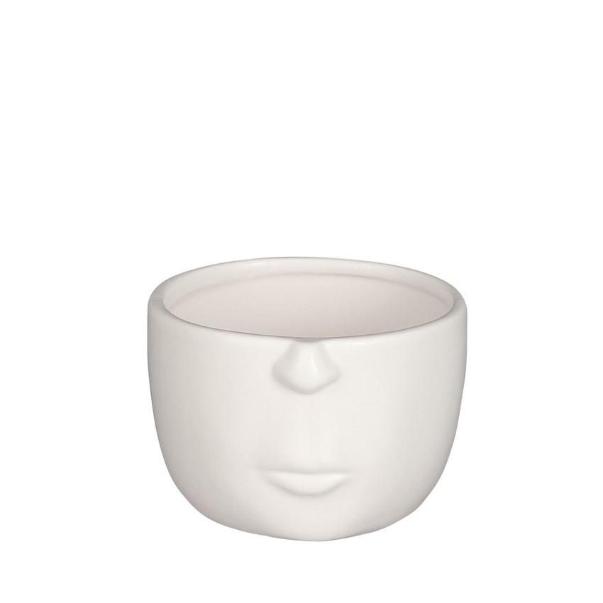 Plantenkamer-mica-decorations-pot-gezicht-wit