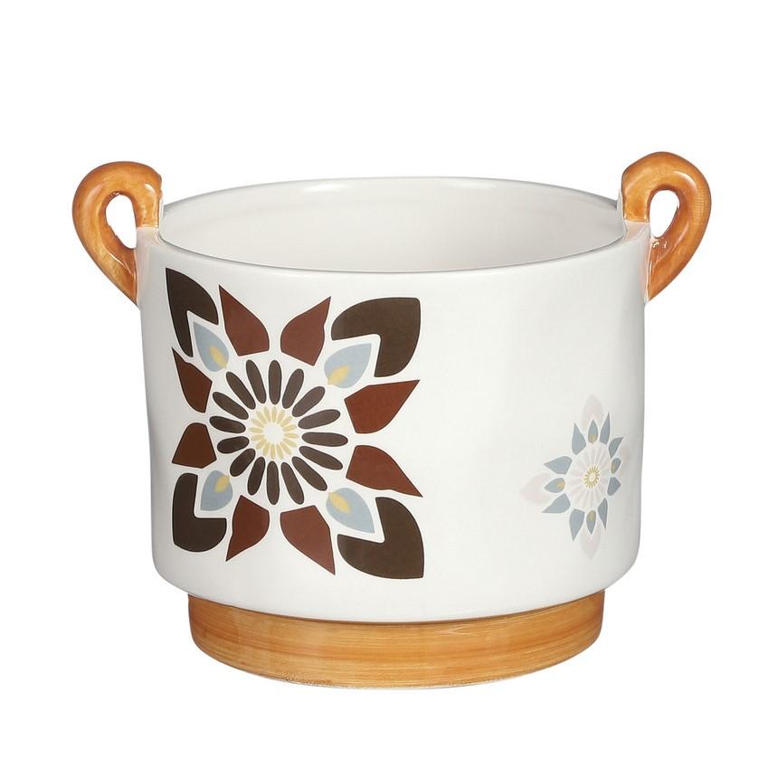 Plantenkamer-mica-decorations-pot-rond-oker-2-assorti