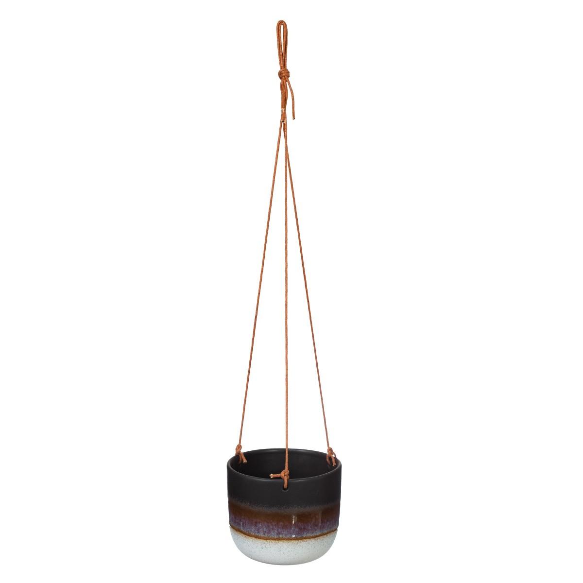 Plantenkamer-Mojave-Black-Hanging-Planter