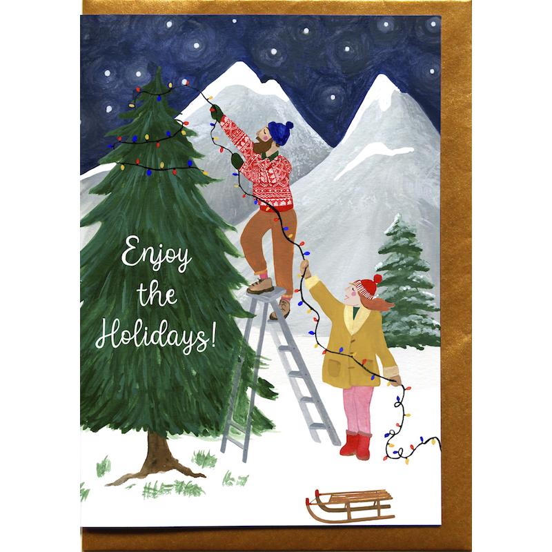 Plantenkamer-card-company-enjoy-the-holidays