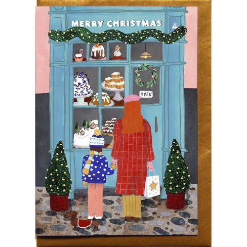Plantenkamer-kerstkaart-reddish-design-merry-christmas-winkel-store-front