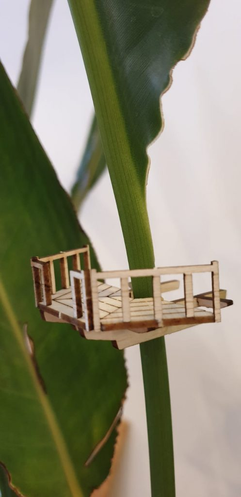Amazing planthouse: making of the crowsnest kraaiennest