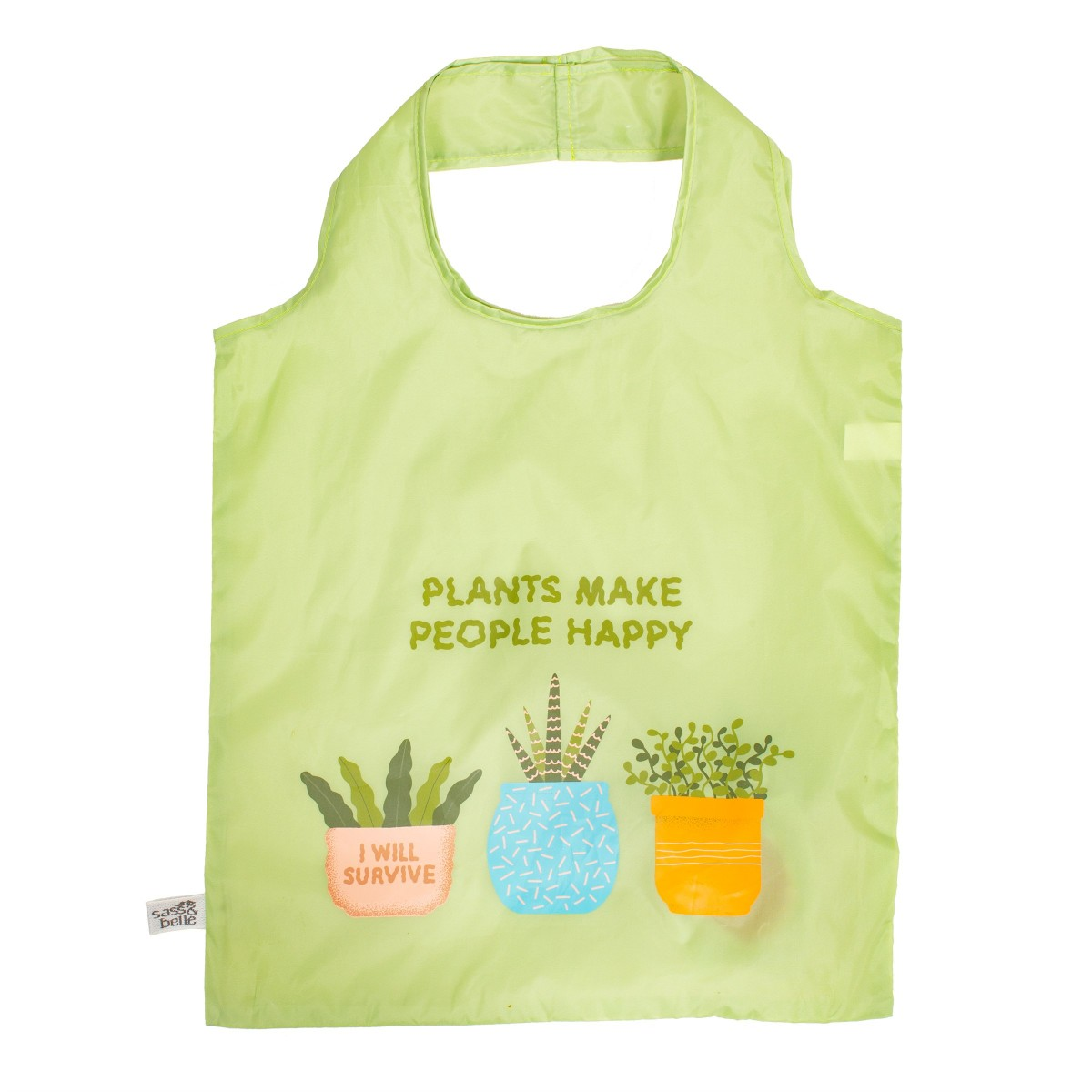 Sass-belle-plants-are-my-friends-shopping-bag-tas